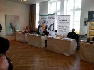 Aussteller beim Kongress Naturident Hormone München Nov 2012